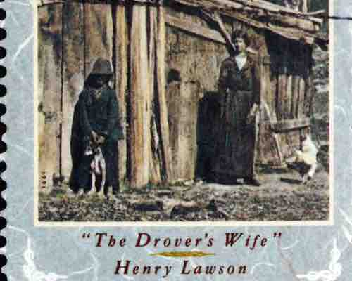 Early Australia author Henry Lawson