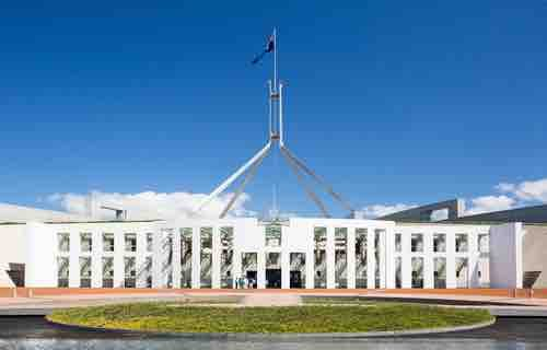 Canberra - Australia's Capital