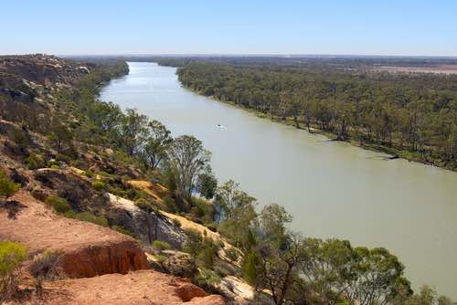 The beautiful Murray River